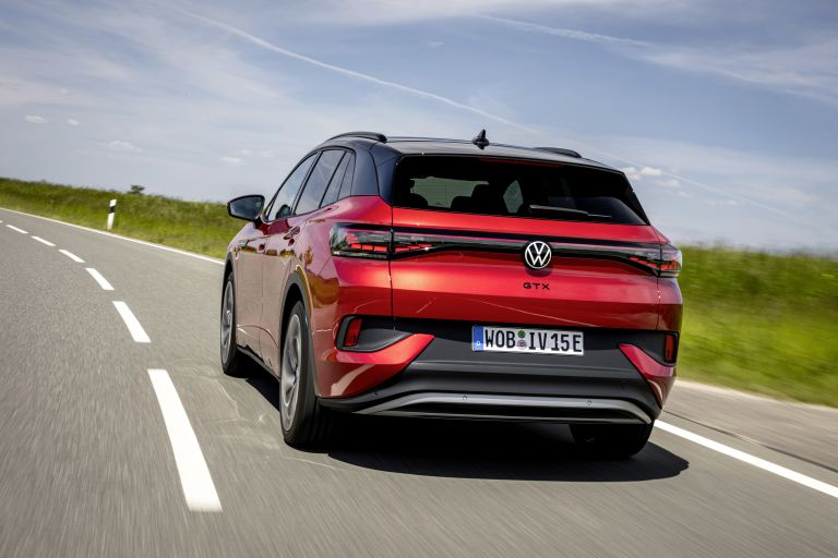 2022 Volkswagen ID.4 GTX 636173