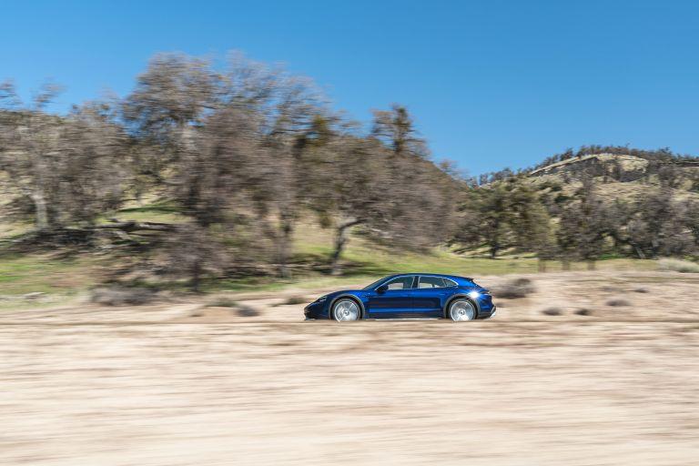 2021 Porsche Taycan Turbo Cross Turismo 630299