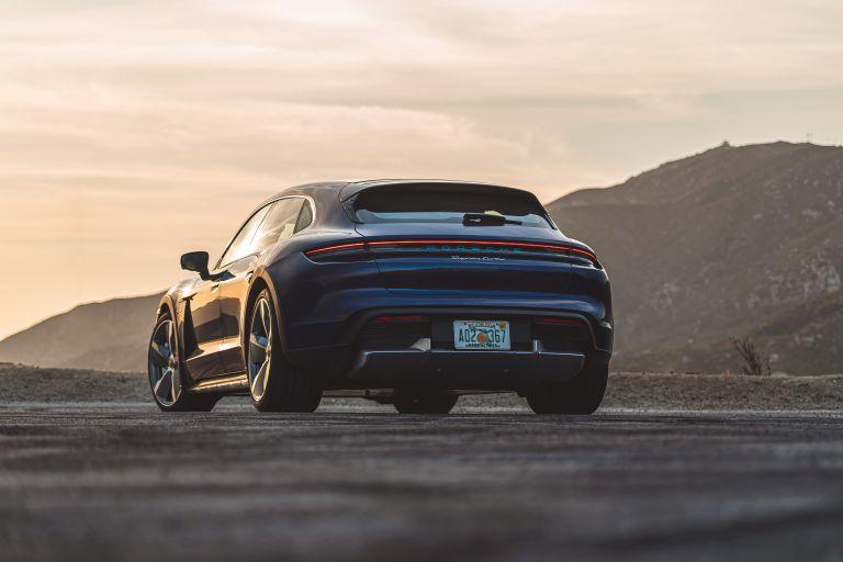 2021 Porsche Taycan Turbo Cross Turismo 630306
