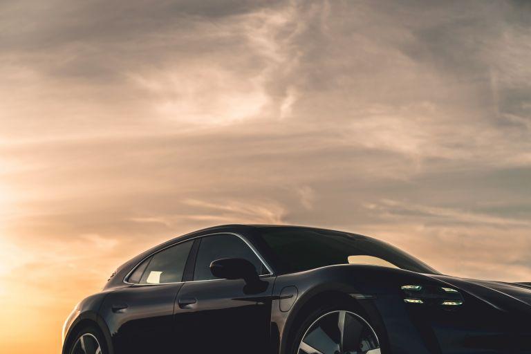 2021 Porsche Taycan Turbo Cross Turismo 630309