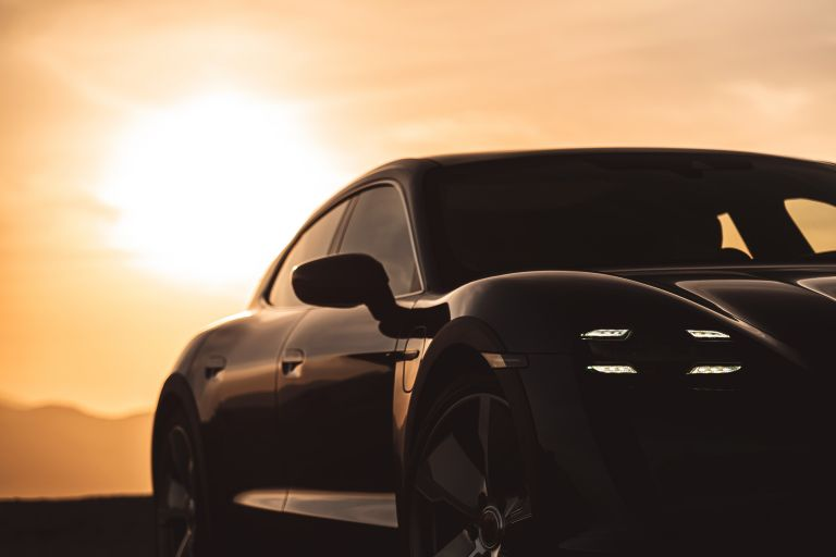 2021 Porsche Taycan Turbo Cross Turismo 630310