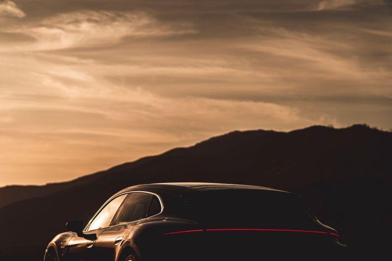 2021 Porsche Taycan Turbo Cross Turismo 630311