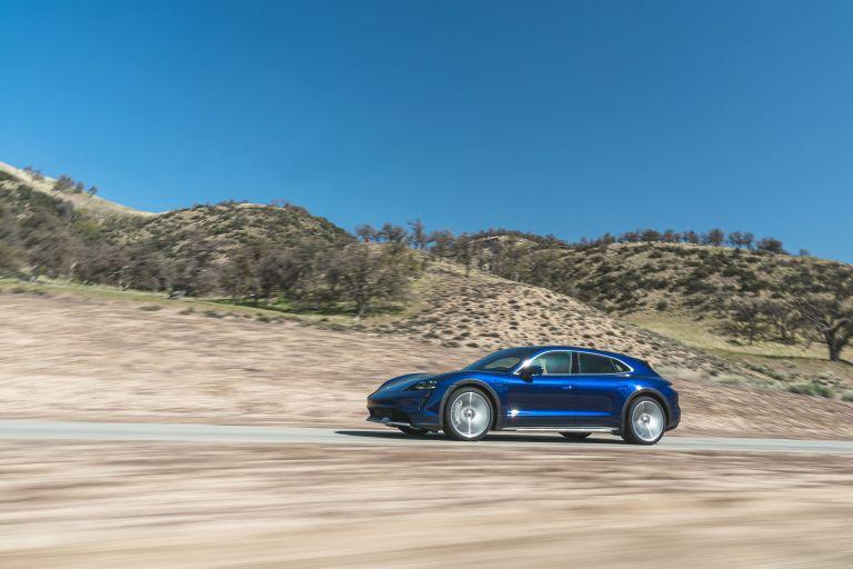 2021 Porsche Taycan Turbo Cross Turismo 630318