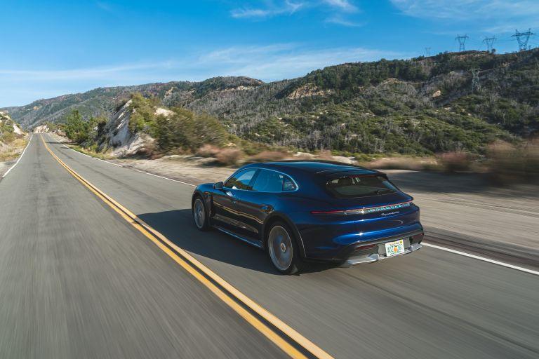 2021 Porsche Taycan Turbo Cross Turismo 630344