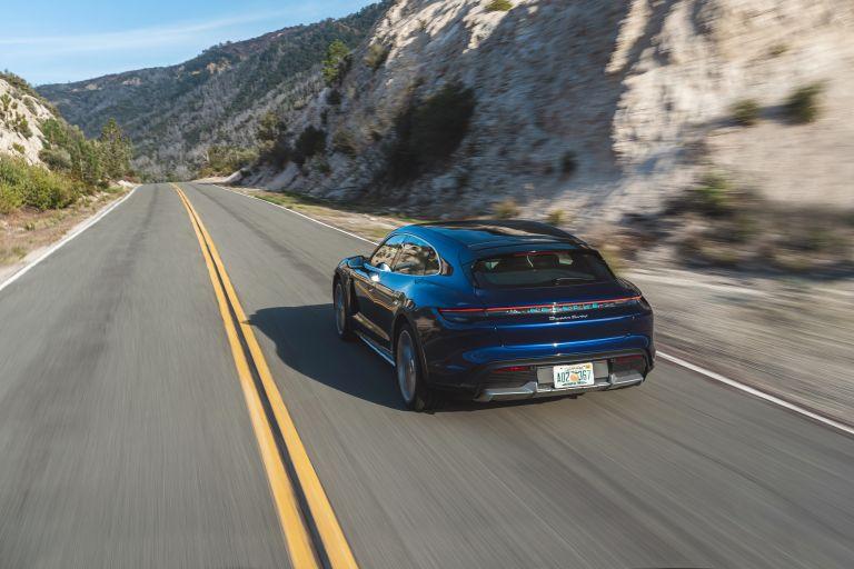 2021 Porsche Taycan Turbo Cross Turismo 630348