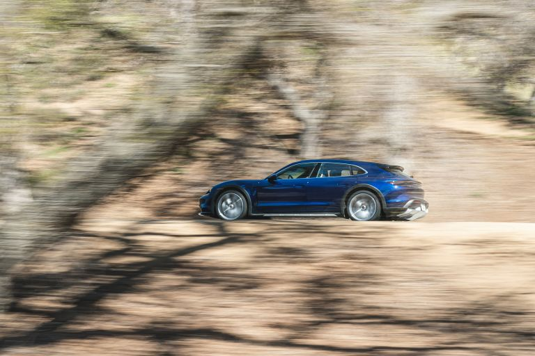 2021 Porsche Taycan Turbo Cross Turismo 630359