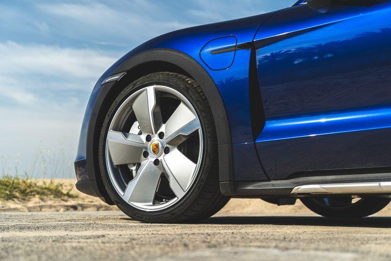 2021 Porsche Taycan Turbo Cross Turismo 630369