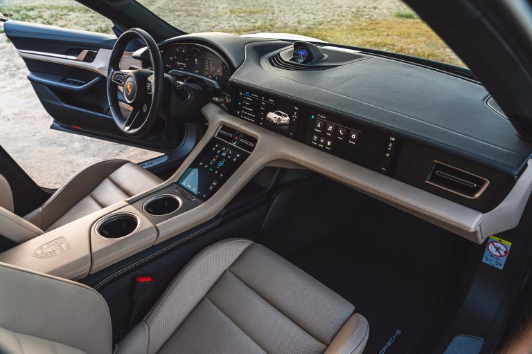 2021 Porsche Taycan Turbo Cross Turismo 630380