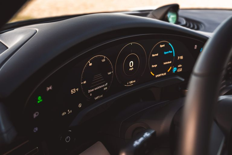2021 Porsche Taycan Turbo Cross Turismo 630385