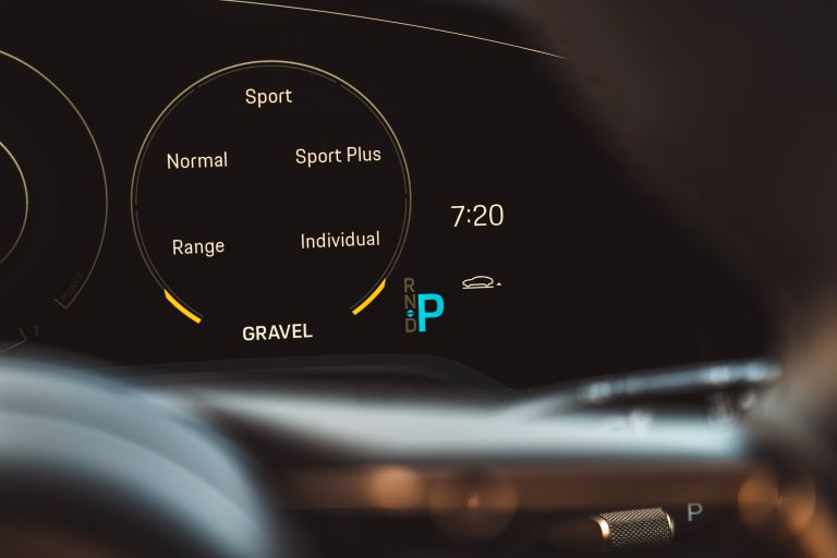 2021 Porsche Taycan Turbo Cross Turismo 630386