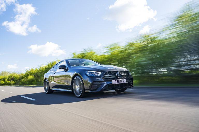2021 Mercedes-Benz E 220 d coupé - UK version 631772