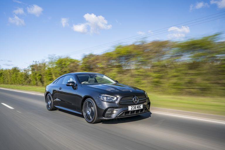 2021 Mercedes-Benz E 220 d coupé - UK version 631774
