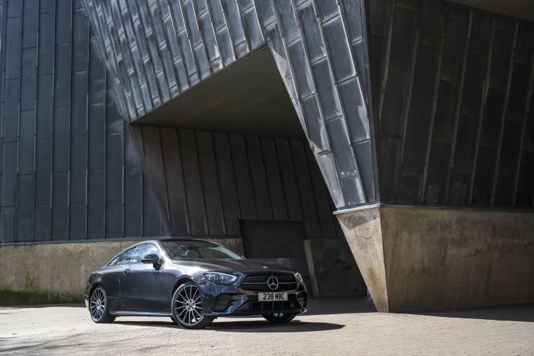 2021 Mercedes-Benz E 220 d coupé - UK version 631783