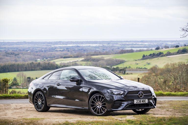 2021 Mercedes-Benz E 220 d coupé - UK version 631785