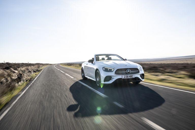 2021 Mercedes-Benz E 300 cabriolet - UK version 631819