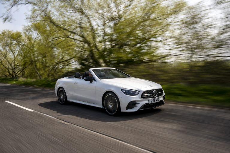 2021 Mercedes-Benz E 300 cabriolet - UK version 631824
