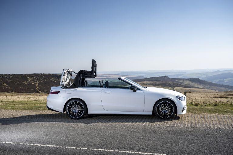 2021 Mercedes-Benz E 300 cabriolet - UK version 631829