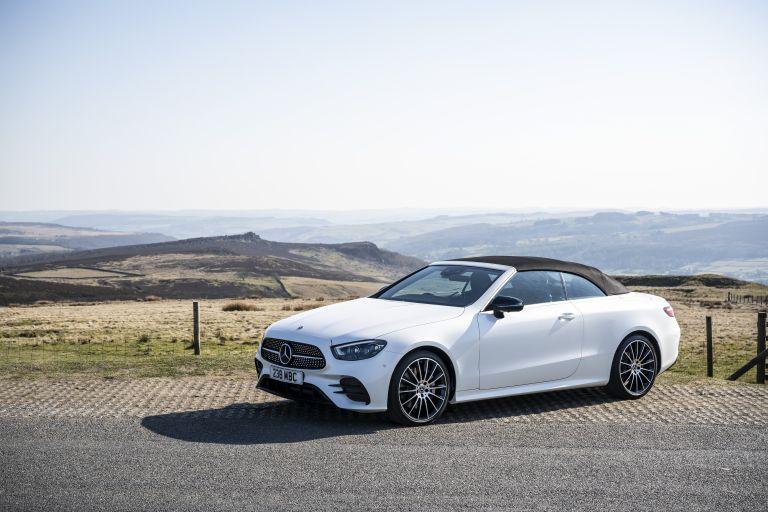 2021 Mercedes-Benz E 300 cabriolet - UK version 631833
