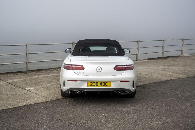 2021 Mercedes-Benz E 300 cabriolet - UK version 631836