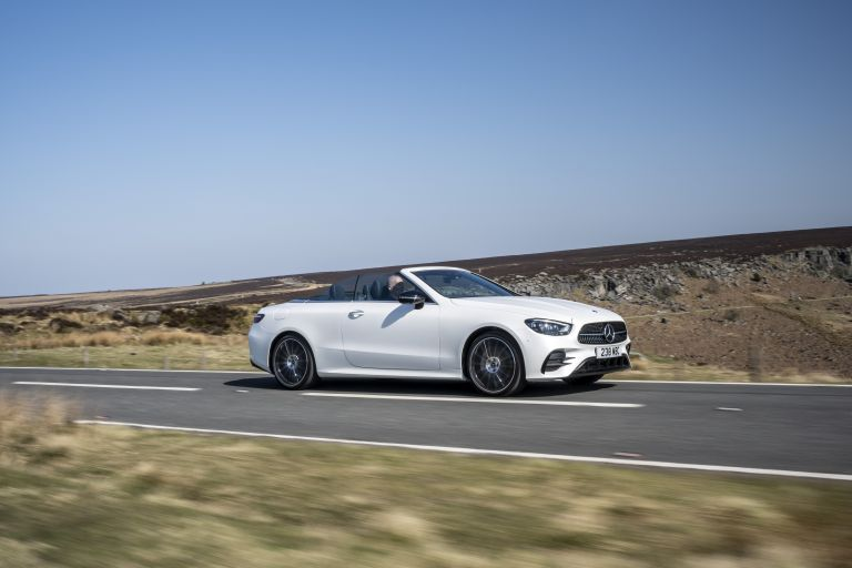 2021 Mercedes-Benz E 300 cabriolet - UK version 631837