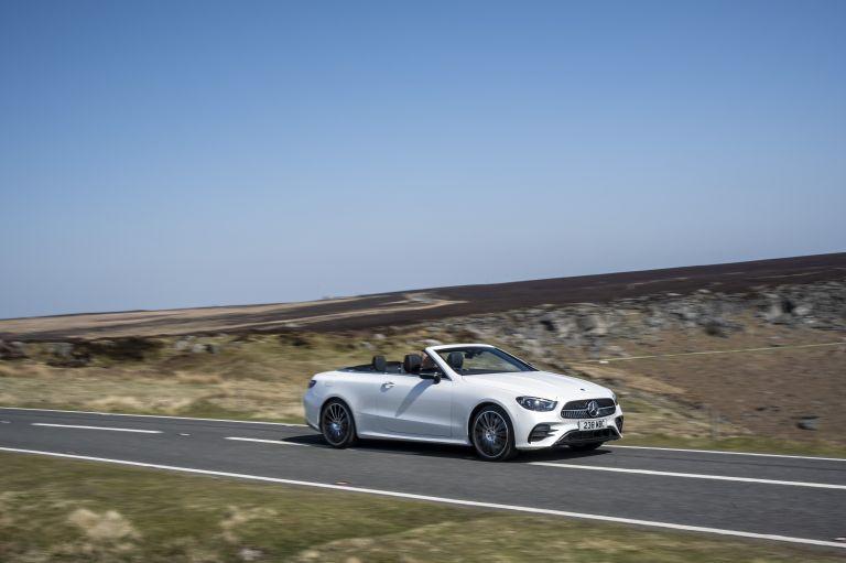 2021 Mercedes-Benz E 300 cabriolet - UK version 631838