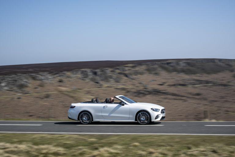 2021 Mercedes-Benz E 300 cabriolet - UK version 631839