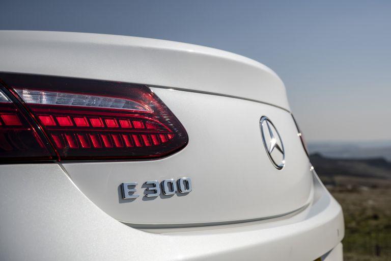 2021 Mercedes-Benz E 300 cabriolet - UK version 631845