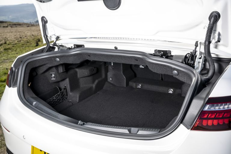 2021 Mercedes-Benz E 300 cabriolet - UK version 631847