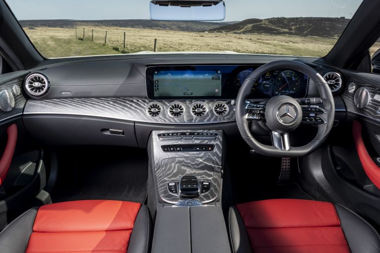2021 Mercedes-Benz E 300 cabriolet - UK version 631851