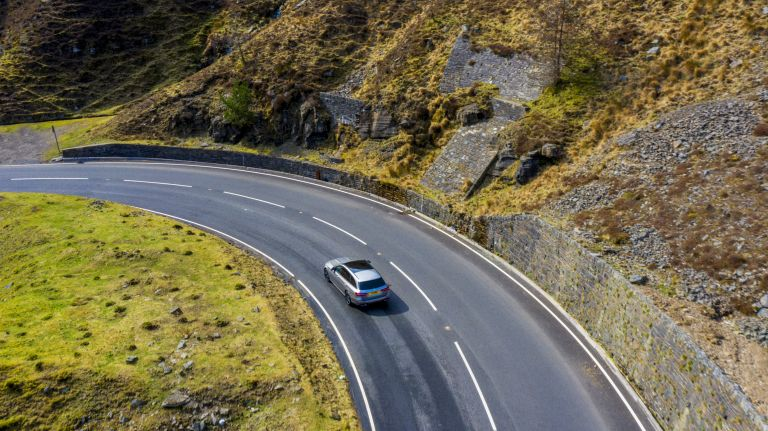 2021 Mercedes-Benz E 300 de Estate - UK version 632199