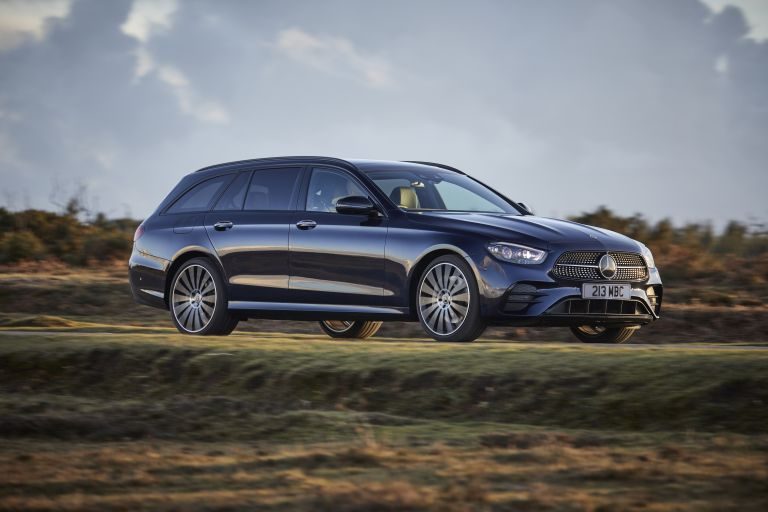 2021 Mercedes-Benz E 400 d Estate - UK version 632240