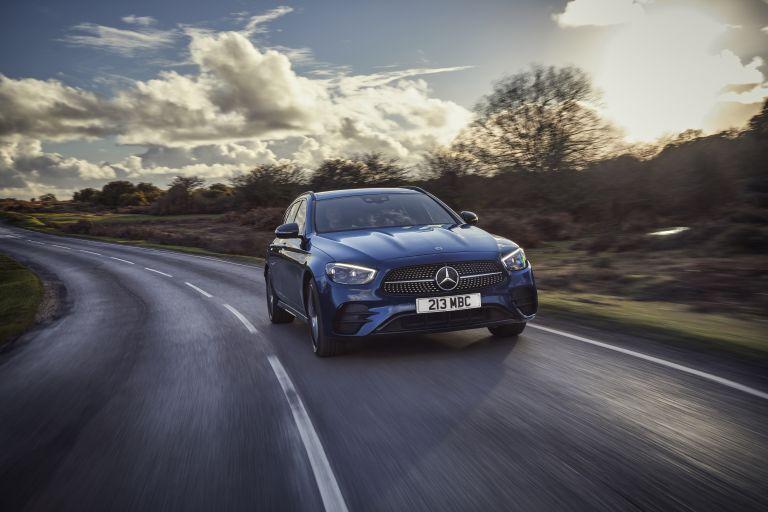 2021 Mercedes-Benz E 400 d Estate - UK version 632243