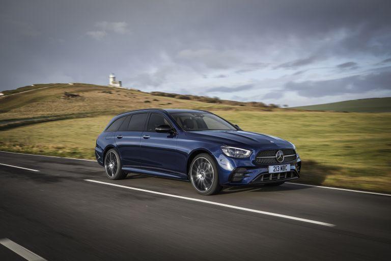 2021 Mercedes-Benz E 400 d Estate - UK version 632247