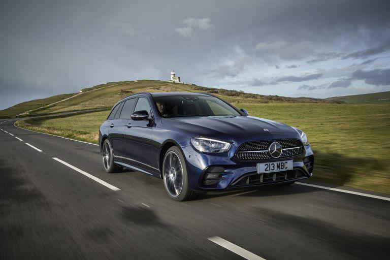 2021 Mercedes-Benz E 400 d Estate - UK version 632248