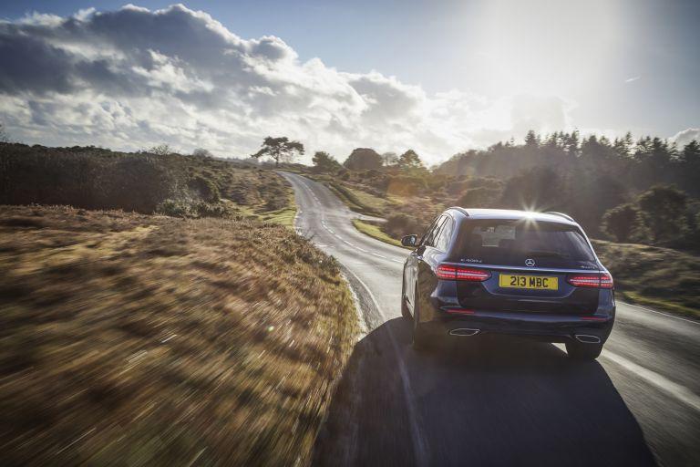 2021 Mercedes-Benz E 400 d Estate - UK version 632250