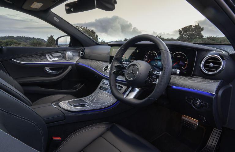 2021 Mercedes-Benz E 400 d Estate - UK version 632257