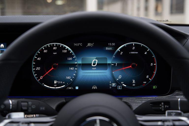 2021 Mercedes-Benz E 400 d Estate - UK version 632259