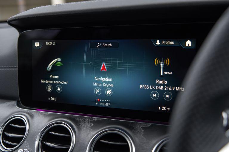 2021 Mercedes-Benz E 400 d Estate - UK version 632260