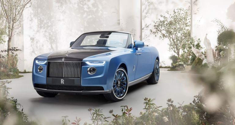 2021 Rolls-Royce Boat Tail concept 632975