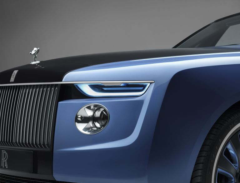 2021 Rolls-Royce Boat Tail concept 632977