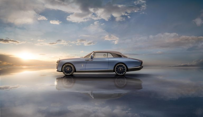 2021 Rolls-Royce Boat Tail concept 632978