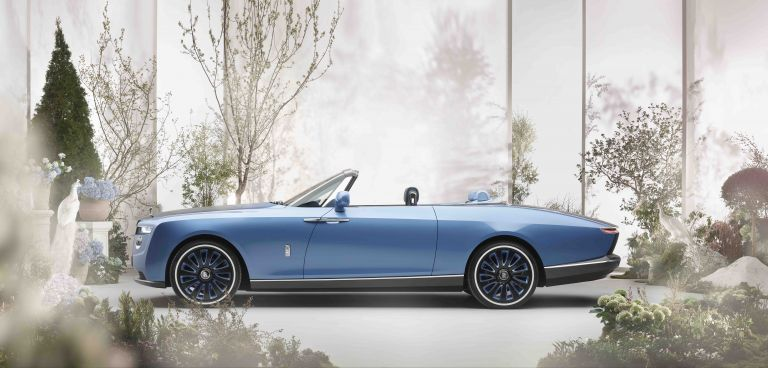 2021 Rolls-Royce Boat Tail concept 632979