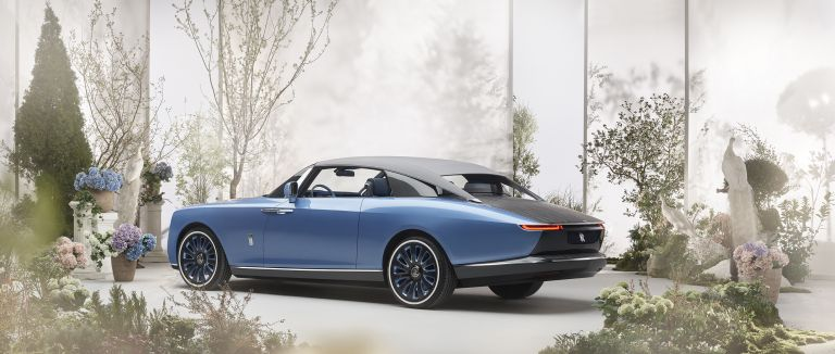 2021 Rolls-Royce Boat Tail concept 632981