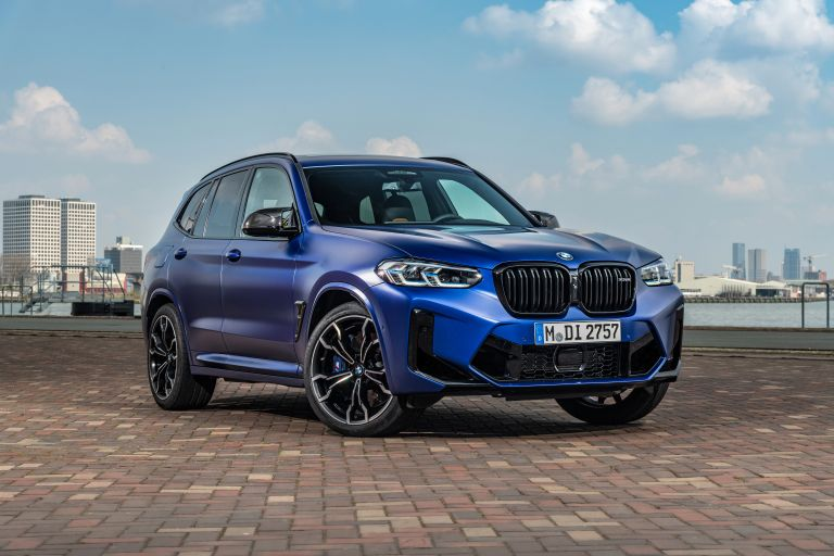 2022 BMW X3 ( F97 ) M Competition 634873