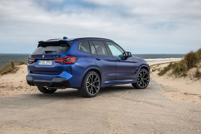 2022 BMW X3 ( F97 ) M Competition 634879