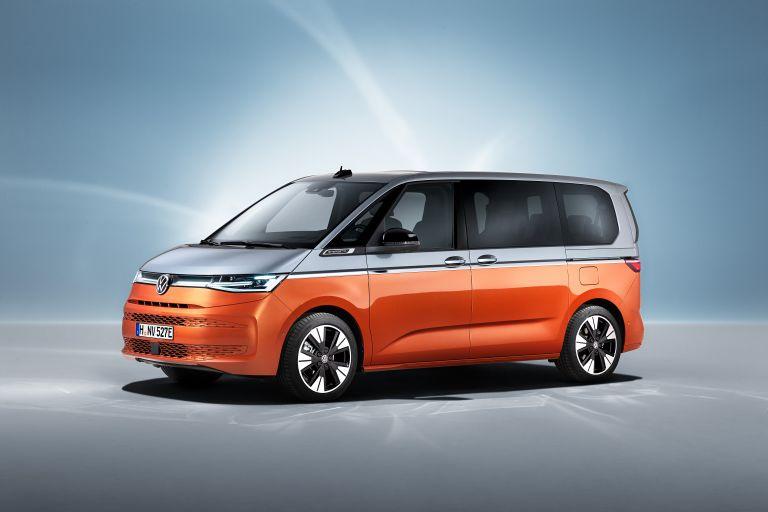 2022 Volkswagen Multivan 635322