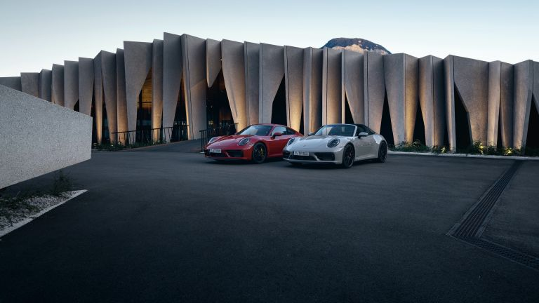 2022 Porsche 911 ( 992 ) Carrera GTS 636395