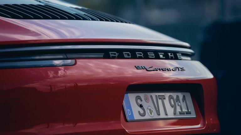 2022 Porsche 911 ( 992 ) Carrera GTS 636398