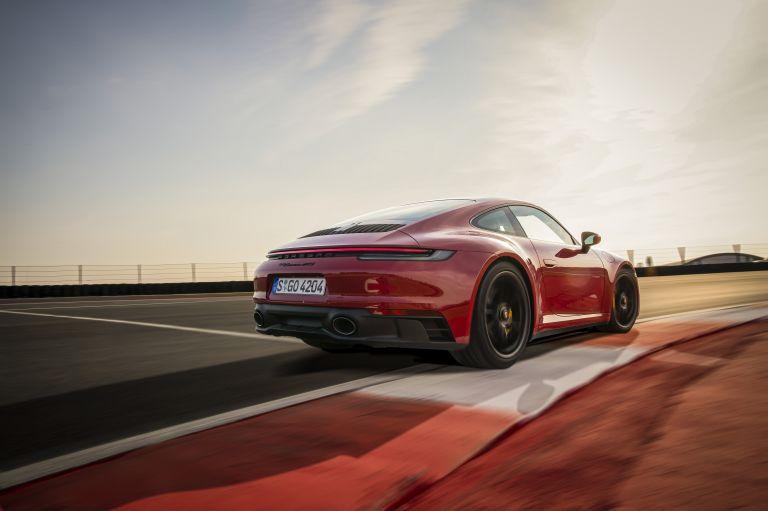 2022 Porsche 911 ( 992 ) Carrera GTS 642600