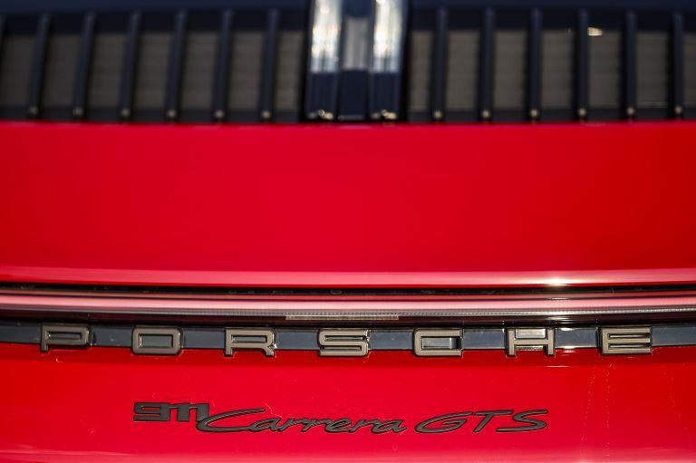 2022 Porsche 911 ( 992 ) Carrera GTS 642603